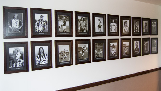 HJK Hall of Fame