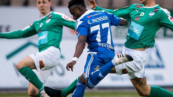 HJK vs IFK M 8.4.2019. Photo: Jussi Eskola.