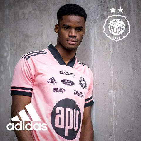 HJK Adidas 2020 - Away shirt