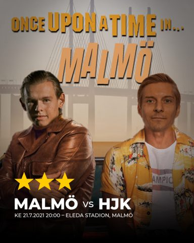 Once upon a time in Malmö